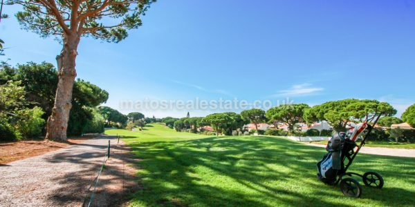 Vale do Lobo 12 Townhouses Development Land -00006