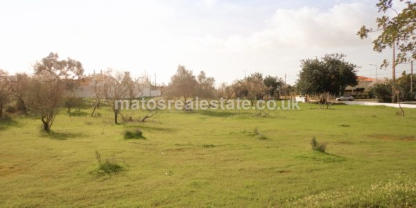 4.500sqm Building Plot For Services - 00016