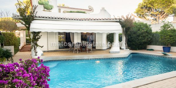 Amazing 3 Bedroom Villa With Golf Views in Vilamoura